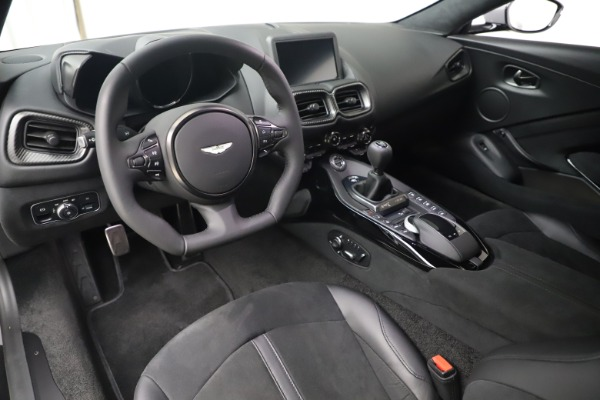 Used 2020 Aston Martin Vantage AMR Coupe for sale $169,990 at Bugatti of Greenwich in Greenwich CT 06830 13