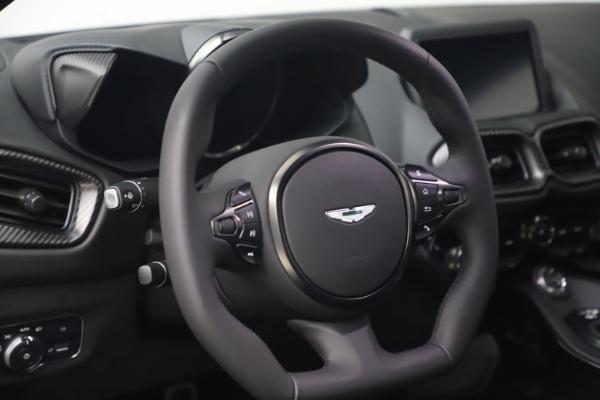 Used 2020 Aston Martin Vantage AMR Coupe for sale $169,990 at Bugatti of Greenwich in Greenwich CT 06830 20