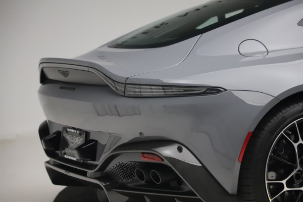 Used 2020 Aston Martin Vantage AMR Coupe for sale $169,990 at Bugatti of Greenwich in Greenwich CT 06830 26