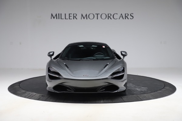 New 2020 McLaren 720S Spider Convertible for sale $332,570 at Bugatti of Greenwich in Greenwich CT 06830 17