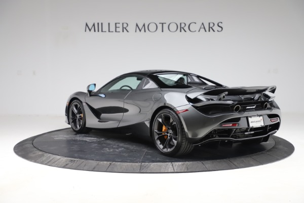 New 2020 McLaren 720S Spider Convertible for sale $332,570 at Bugatti of Greenwich in Greenwich CT 06830 20