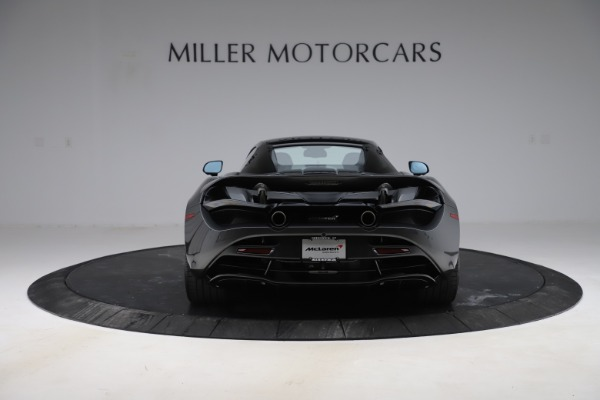 New 2020 McLaren 720S Spider Convertible for sale $332,570 at Bugatti of Greenwich in Greenwich CT 06830 21