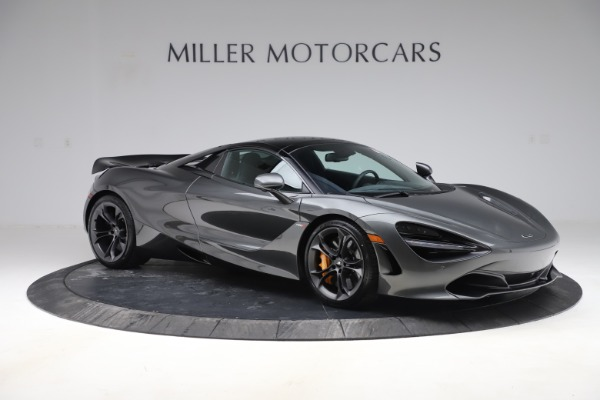 New 2020 McLaren 720S Spider Convertible for sale $332,570 at Bugatti of Greenwich in Greenwich CT 06830 24