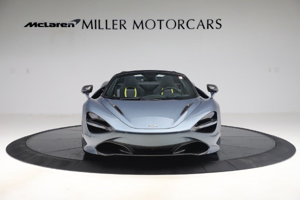 Used 2020 McLaren 720S Spider Convertible for sale Call for price at Bugatti of Greenwich in Greenwich CT 06830 12