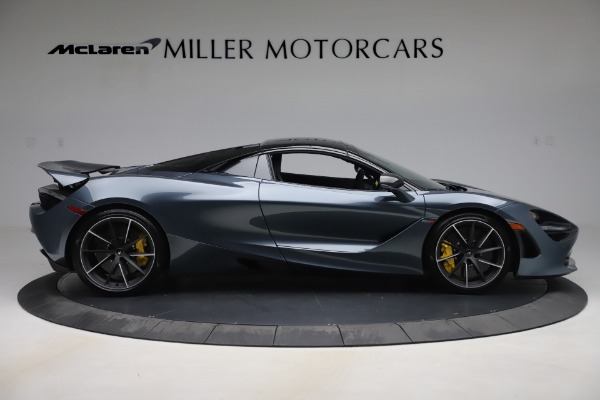 Used 2020 McLaren 720S Spider Convertible for sale Call for price at Bugatti of Greenwich in Greenwich CT 06830 13