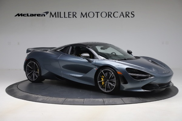Used 2020 McLaren 720S Spider Convertible for sale Call for price at Bugatti of Greenwich in Greenwich CT 06830 14