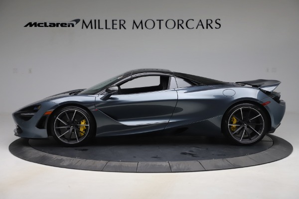 Used 2020 McLaren 720S Spider Convertible for sale Call for price at Bugatti of Greenwich in Greenwich CT 06830 16