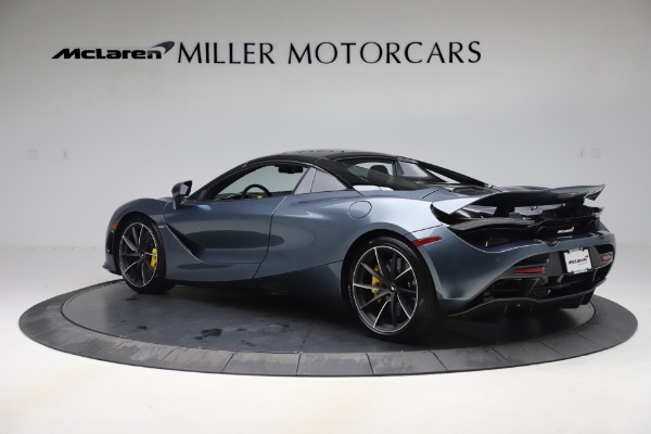 Used 2020 McLaren 720S Spider Convertible for sale Call for price at Bugatti of Greenwich in Greenwich CT 06830 17