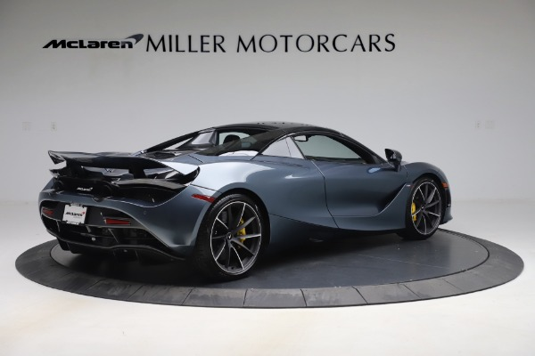 Used 2020 McLaren 720S Spider Convertible for sale Call for price at Bugatti of Greenwich in Greenwich CT 06830 18