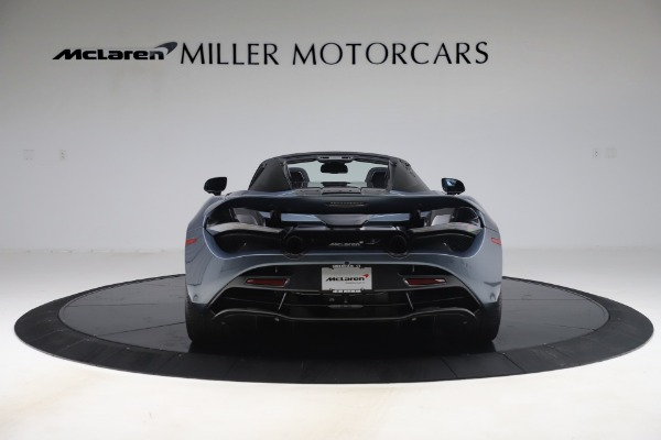 Used 2020 McLaren 720S Spider Convertible for sale Call for price at Bugatti of Greenwich in Greenwich CT 06830 6