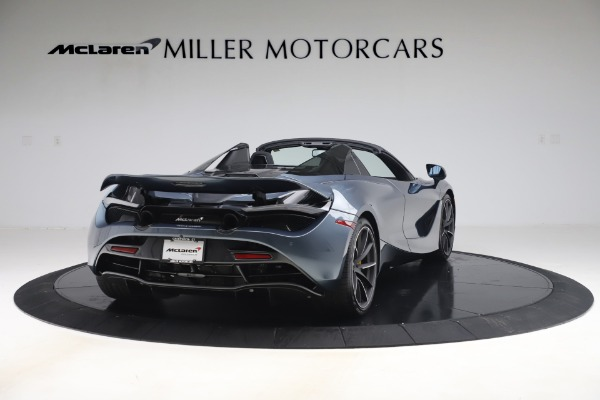 Used 2020 McLaren 720S Spider Convertible for sale Call for price at Bugatti of Greenwich in Greenwich CT 06830 7