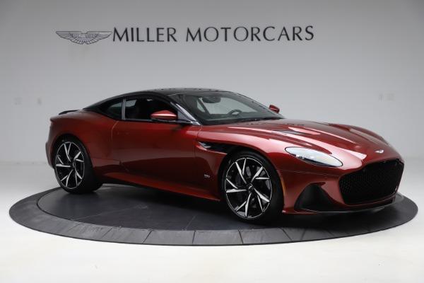 Used 2019 Aston Martin DBS Superleggera Coupe for sale $281,990 at Bugatti of Greenwich in Greenwich CT 06830 11