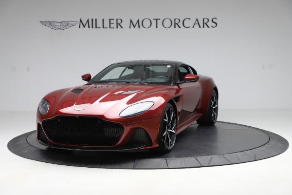 Used 2019 Aston Martin DBS Superleggera Coupe for sale $255,990 at Bugatti of Greenwich in Greenwich CT 06830 2