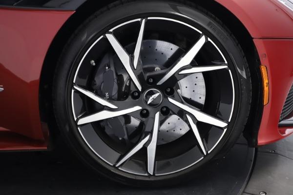 Used 2019 Aston Martin DBS Superleggera Coupe for sale $255,990 at Bugatti of Greenwich in Greenwich CT 06830 23