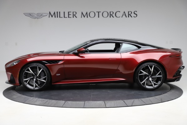 Used 2019 Aston Martin DBS Superleggera Coupe for sale $255,990 at Bugatti of Greenwich in Greenwich CT 06830 3