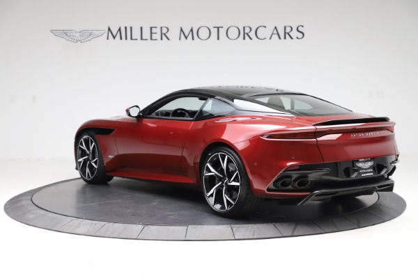 Used 2019 Aston Martin DBS Superleggera Coupe for sale $255,990 at Bugatti of Greenwich in Greenwich CT 06830 5