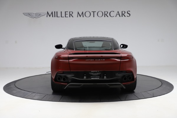 Used 2019 Aston Martin DBS Superleggera Coupe for sale $255,990 at Bugatti of Greenwich in Greenwich CT 06830 6