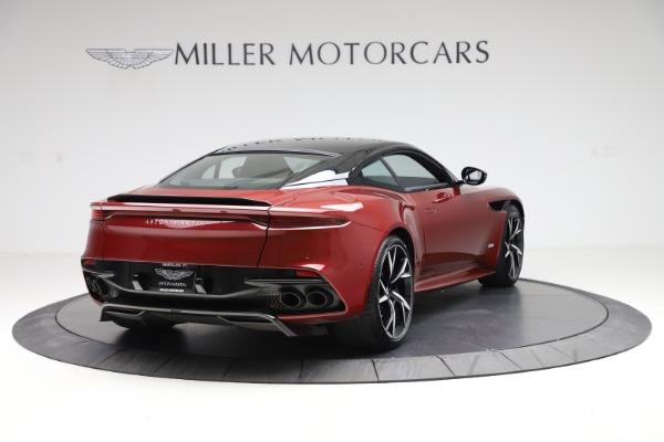 Used 2019 Aston Martin DBS Superleggera Coupe for sale $255,990 at Bugatti of Greenwich in Greenwich CT 06830 7