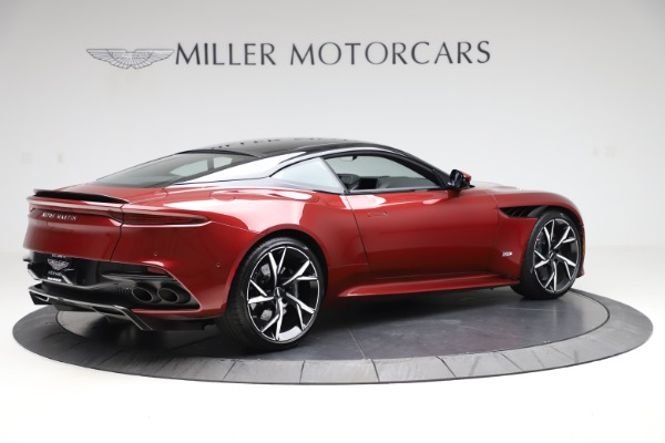 Used 2019 Aston Martin DBS Superleggera Coupe for sale $281,990 at Bugatti of Greenwich in Greenwich CT 06830 8