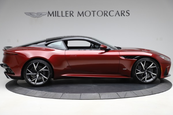 Used 2019 Aston Martin DBS Superleggera Coupe for sale $255,990 at Bugatti of Greenwich in Greenwich CT 06830 9