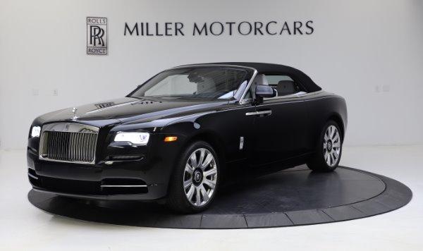 Used 2016 Rolls-Royce Dawn for sale Sold at Bugatti of Greenwich in Greenwich CT 06830 10