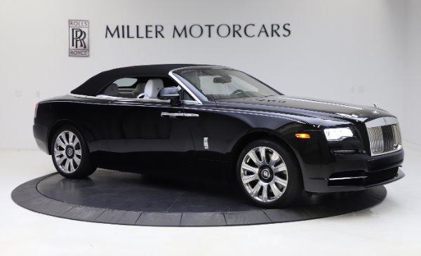 Used 2016 Rolls-Royce Dawn for sale Sold at Bugatti of Greenwich in Greenwich CT 06830 17
