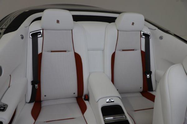 Used 2016 Rolls-Royce Dawn for sale Sold at Bugatti of Greenwich in Greenwich CT 06830 21