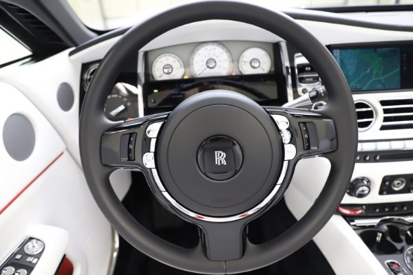 Used 2016 Rolls-Royce Dawn for sale Sold at Bugatti of Greenwich in Greenwich CT 06830 23