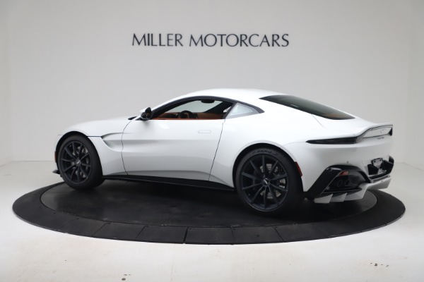 New 2020 Aston Martin Vantage Coupe for sale $190,259 at Bugatti of Greenwich in Greenwich CT 06830 10