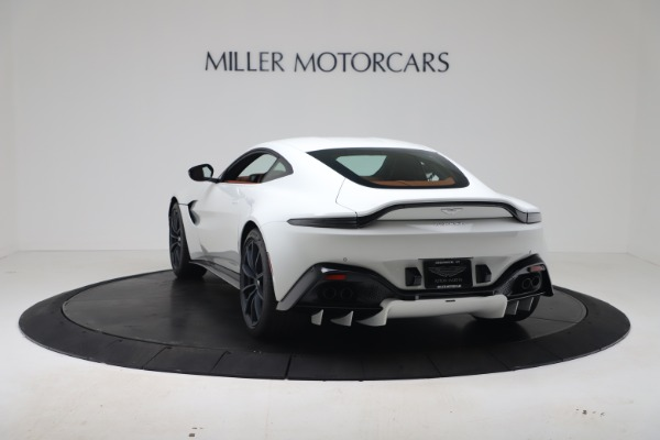 New 2020 Aston Martin Vantage Coupe for sale $190,259 at Bugatti of Greenwich in Greenwich CT 06830 12