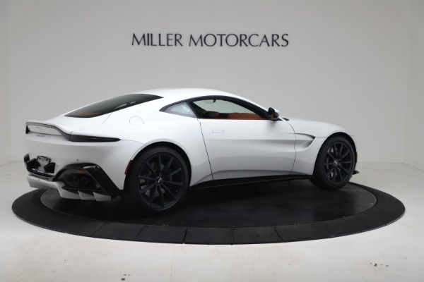 New 2020 Aston Martin Vantage Coupe for sale $190,259 at Bugatti of Greenwich in Greenwich CT 06830 19