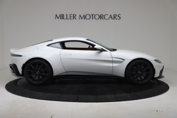 New 2020 Aston Martin Vantage Coupe for sale $190,259 at Bugatti of Greenwich in Greenwich CT 06830 21