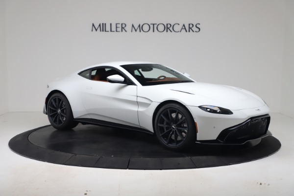 New 2020 Aston Martin Vantage Coupe for sale $190,259 at Bugatti of Greenwich in Greenwich CT 06830 22