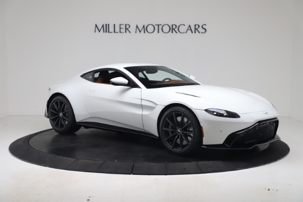 New 2020 Aston Martin Vantage Coupe for sale $190,259 at Bugatti of Greenwich in Greenwich CT 06830 23