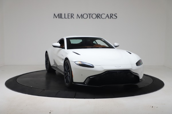 New 2020 Aston Martin Vantage Coupe for sale $190,259 at Bugatti of Greenwich in Greenwich CT 06830 24