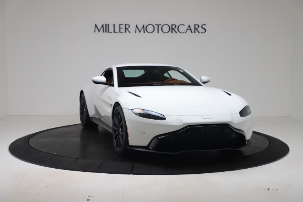 New 2020 Aston Martin Vantage Coupe for sale $190,259 at Bugatti of Greenwich in Greenwich CT 06830 25