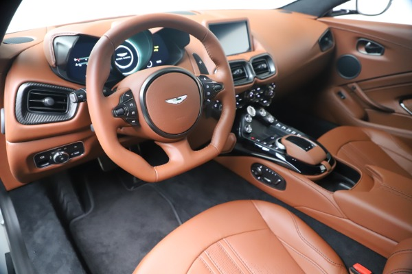 New 2020 Aston Martin Vantage Coupe for sale $190,259 at Bugatti of Greenwich in Greenwich CT 06830 28