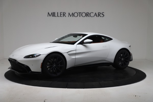 New 2020 Aston Martin Vantage Coupe for sale $190,259 at Bugatti of Greenwich in Greenwich CT 06830 7