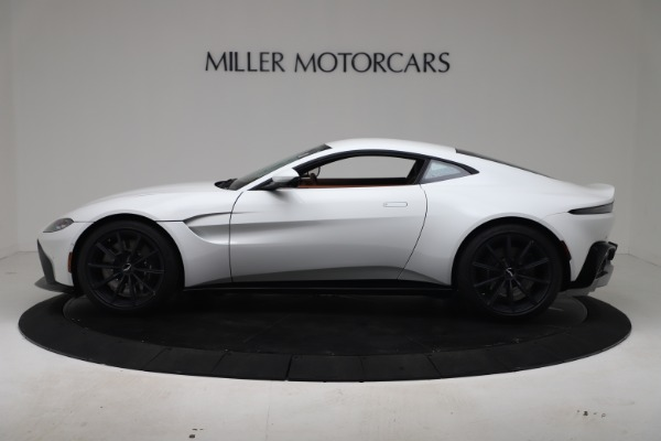 New 2020 Aston Martin Vantage Coupe for sale $190,259 at Bugatti of Greenwich in Greenwich CT 06830 8