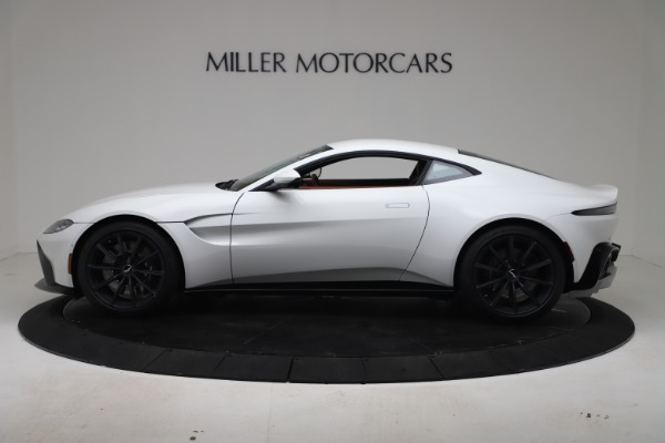 New 2020 Aston Martin Vantage Coupe for sale $190,259 at Bugatti of Greenwich in Greenwich CT 06830 9