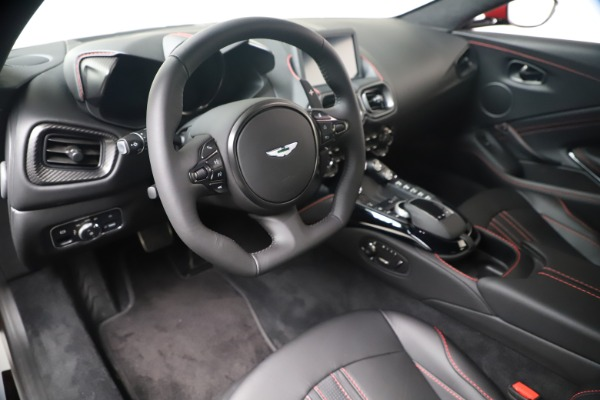 New 2020 Aston Martin Vantage Coupe for sale $195,459 at Bugatti of Greenwich in Greenwich CT 06830 13