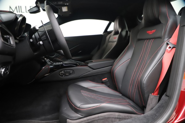 New 2020 Aston Martin Vantage Coupe for sale $195,459 at Bugatti of Greenwich in Greenwich CT 06830 14