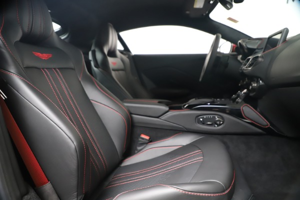 New 2020 Aston Martin Vantage Coupe for sale $195,459 at Bugatti of Greenwich in Greenwich CT 06830 18