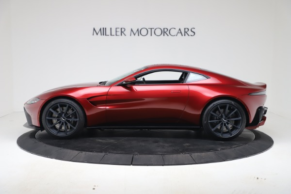 New 2020 Aston Martin Vantage Coupe for sale $195,459 at Bugatti of Greenwich in Greenwich CT 06830 2