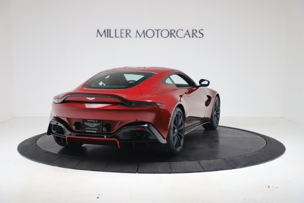 New 2020 Aston Martin Vantage Coupe for sale $195,459 at Bugatti of Greenwich in Greenwich CT 06830 6
