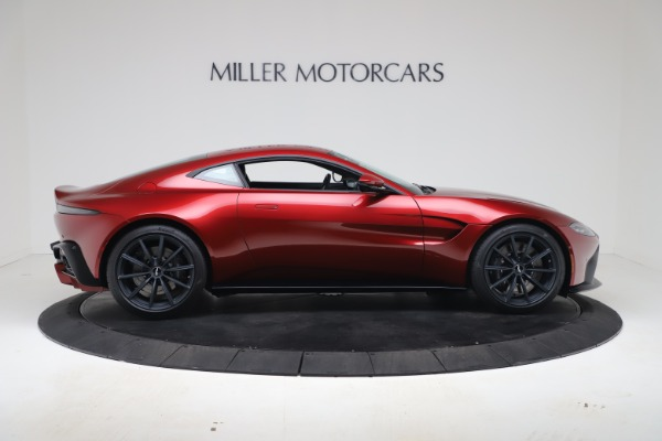 New 2020 Aston Martin Vantage Coupe for sale $195,459 at Bugatti of Greenwich in Greenwich CT 06830 8