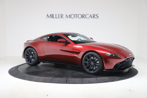 New 2020 Aston Martin Vantage Coupe for sale $195,459 at Bugatti of Greenwich in Greenwich CT 06830 9