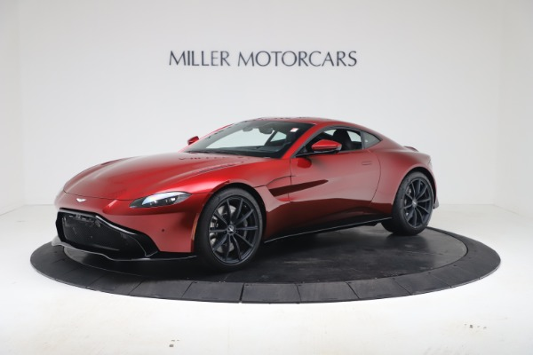 New 2020 Aston Martin Vantage Coupe for sale $195,459 at Bugatti of Greenwich in Greenwich CT 06830 1