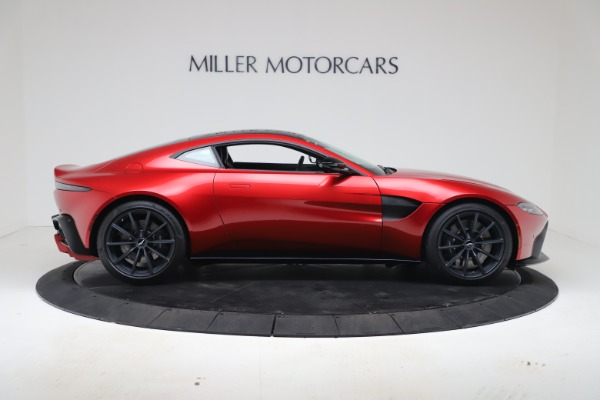 New 2020 Aston Martin Vantage Coupe for sale Sold at Bugatti of Greenwich in Greenwich CT 06830 8