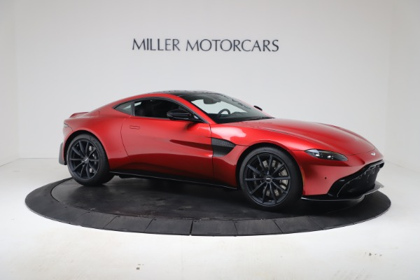 New 2020 Aston Martin Vantage Coupe for sale Sold at Bugatti of Greenwich in Greenwich CT 06830 9